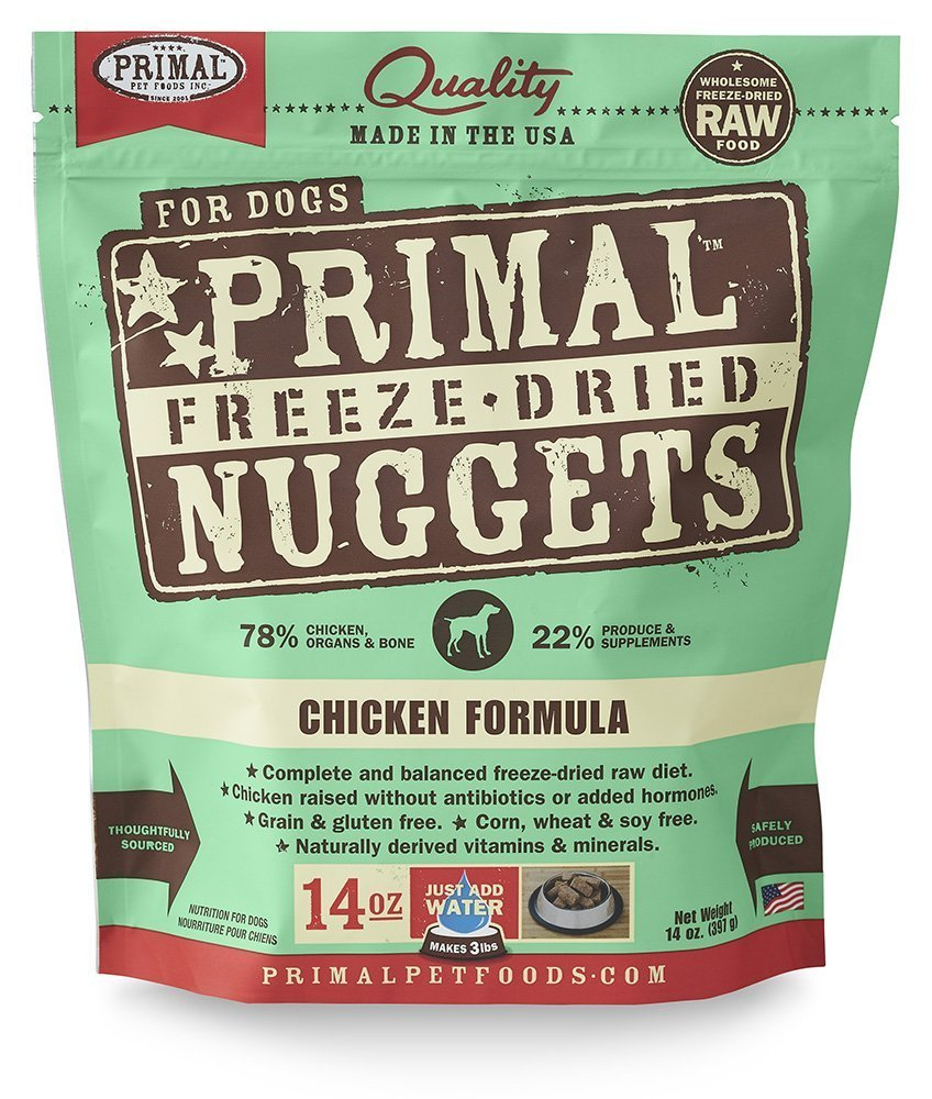Primal Freeze Dried Nuggets