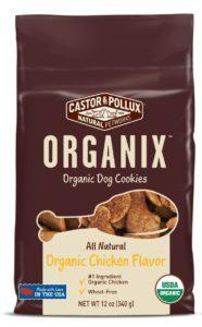 castor-pollux-organix-chicken-flavored-dog-cookies